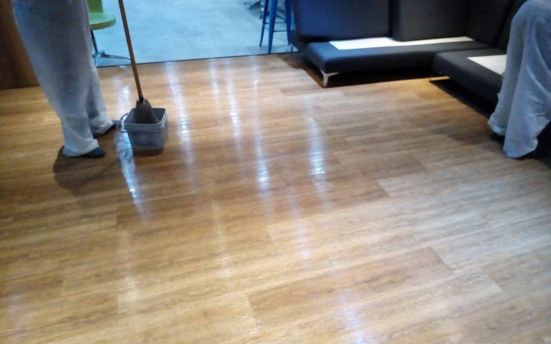 Registered Cleaning Service